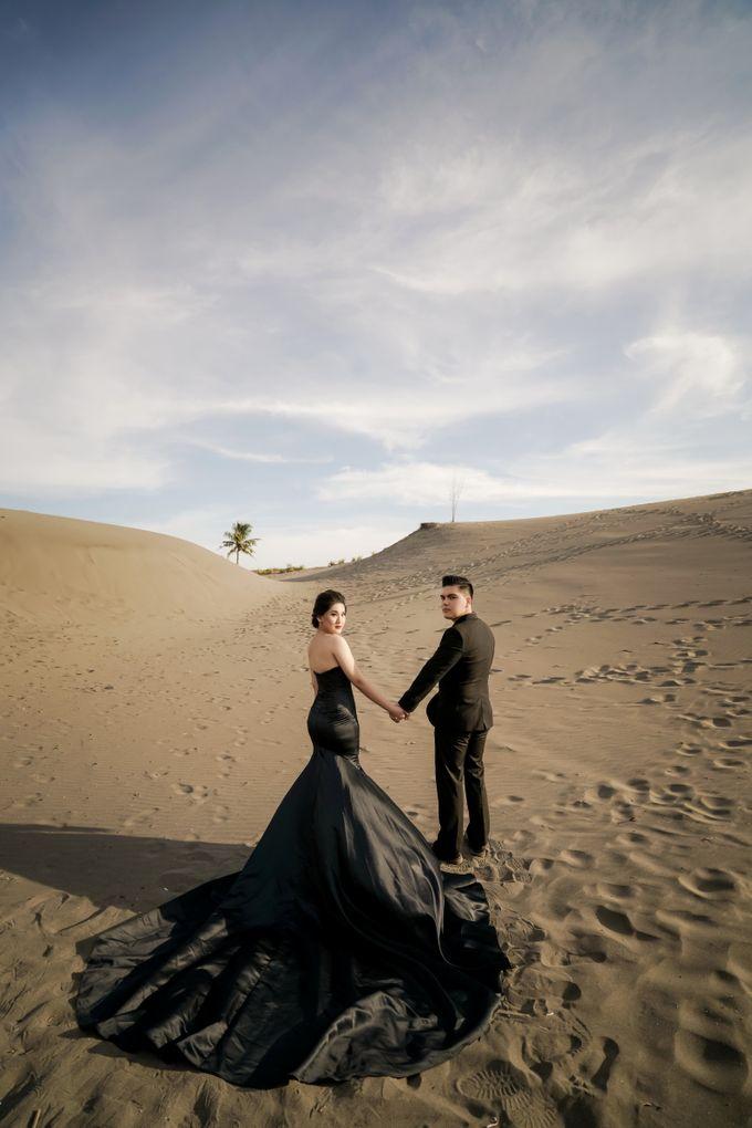 Prewedding Moudy & Yosua by Royal Photograph - 005