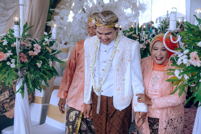 Akad Nikah of Ayu & Artha by: Gofotovideo by GoFotoVideo - 008