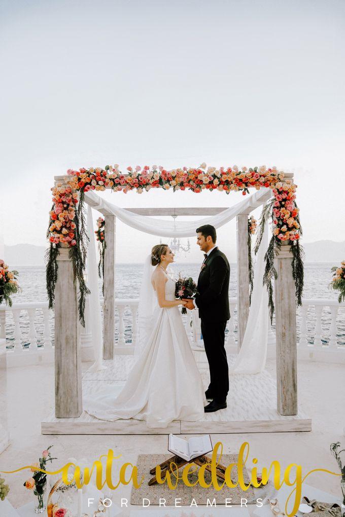 Iranian Wedding At Arma Restaurant by Anta Organization Wedding & Event Planner - 018