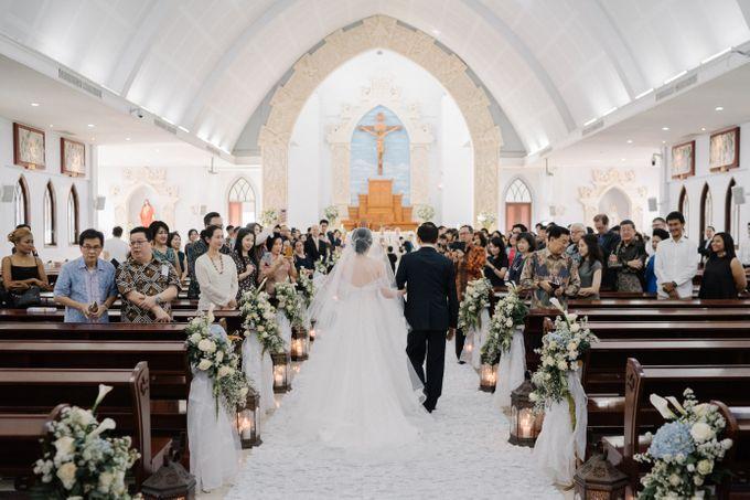 The Wedding Of Alexander & Veriana by VAGABOND - 031