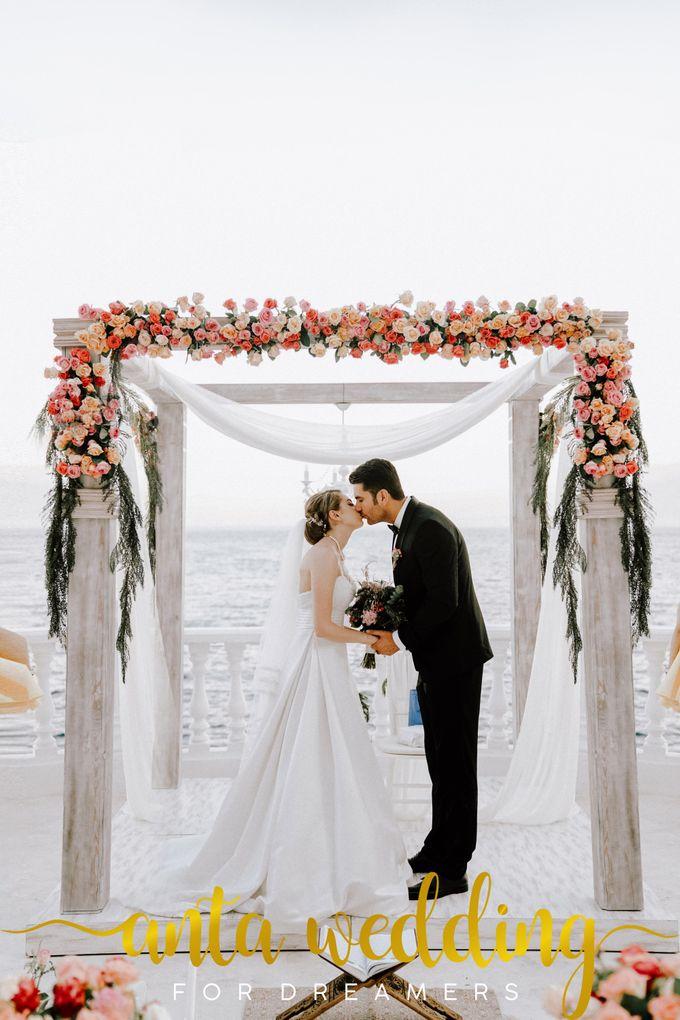 Iranian Wedding At Arma Restaurant by Anta Organization Wedding & Event Planner - 019