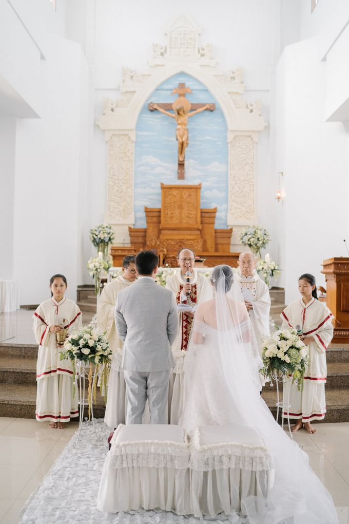 The Wedding Of Alexander & Veriana by Bali Wedding Atelier - 032