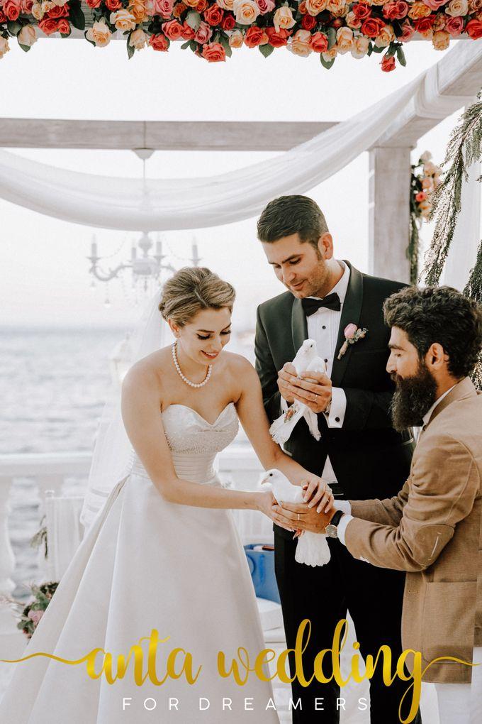 Iranian Wedding At Arma Restaurant by Anta Organization Wedding & Event Planner - 020