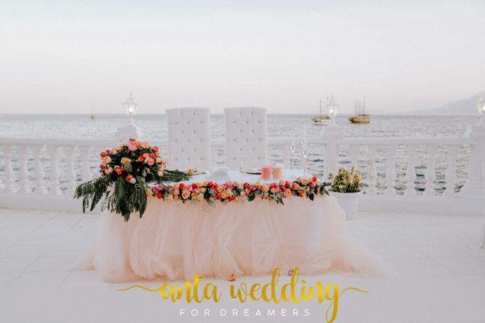 Iranian Wedding At Arma Restaurant by Anta Organization Wedding & Event Planner - 021