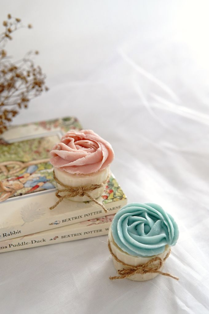 Cupcake Natural Handmade Soap by Jollene Gifts - 002