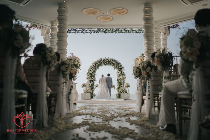 Love, Faith, and Future by Bali Top Wedding - 002