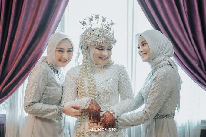 SMESCO NARESWARA WEDDING OF SAHFA & RIYAN by alienco photography - 020