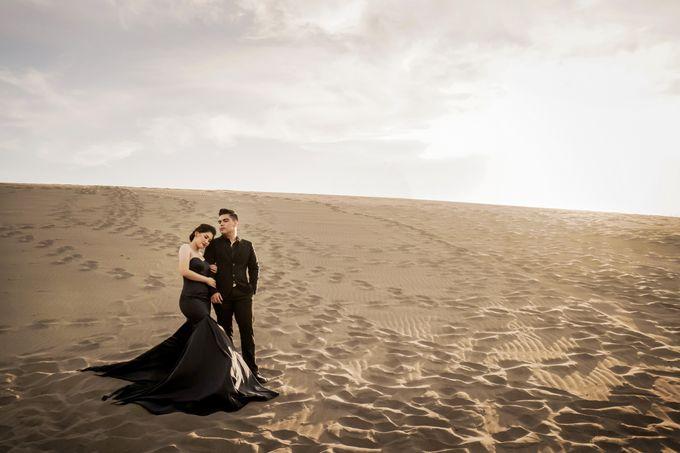 Prewedding Moudy & Yosua by Royal Photograph - 008