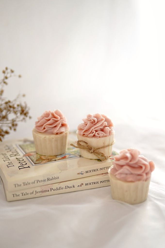 Cupcake Natural Handmade Soap by Jollene Gifts - 005