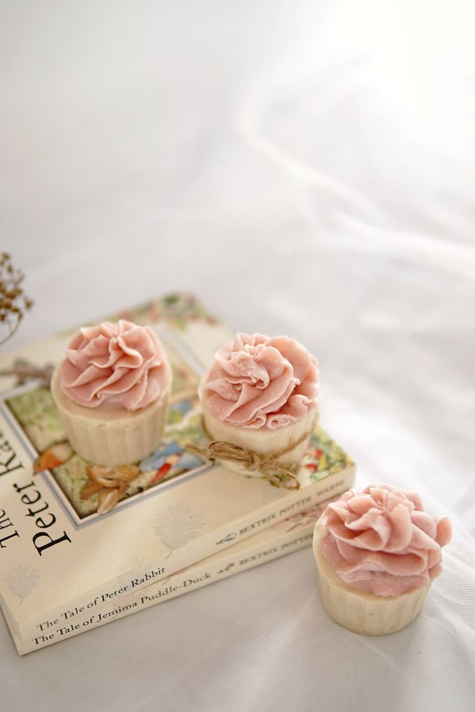 Cupcake Natural Handmade Soap by Jollene Gifts - 006
