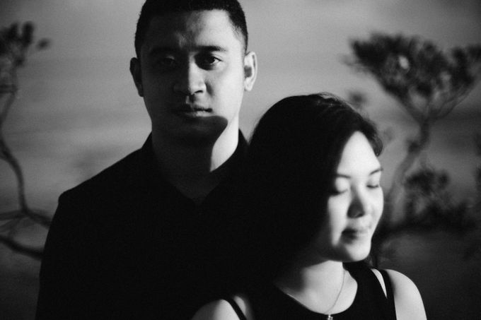 Mei & Stef Engagement Portrait by Keyva Photography - 007