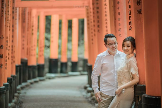 Prewedding Hadi & Evelyn Japan by Topoto - 017