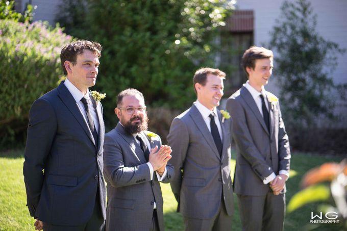 Wedding of Coco & Aaron by WG Photography - 001