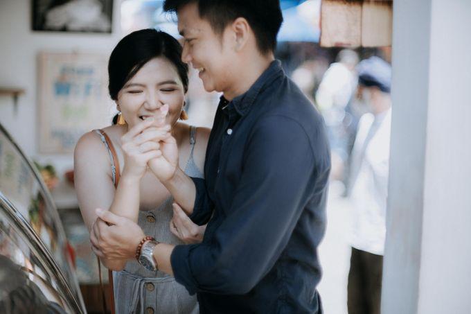 Lius & Tami Engagement Portrait by Keyva Photography - 006