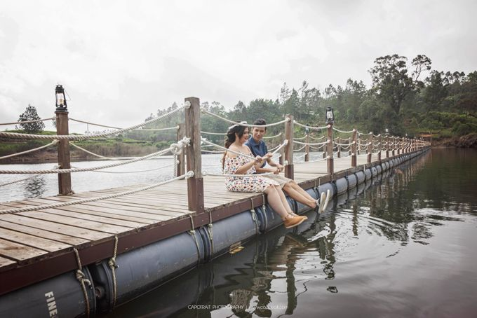 Andre and Lita Prewedding by Capotrait Photography - 004