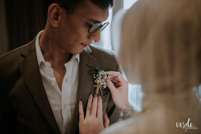 The Wedding Akbar & Rara by AVIARY Bintaro - 009
