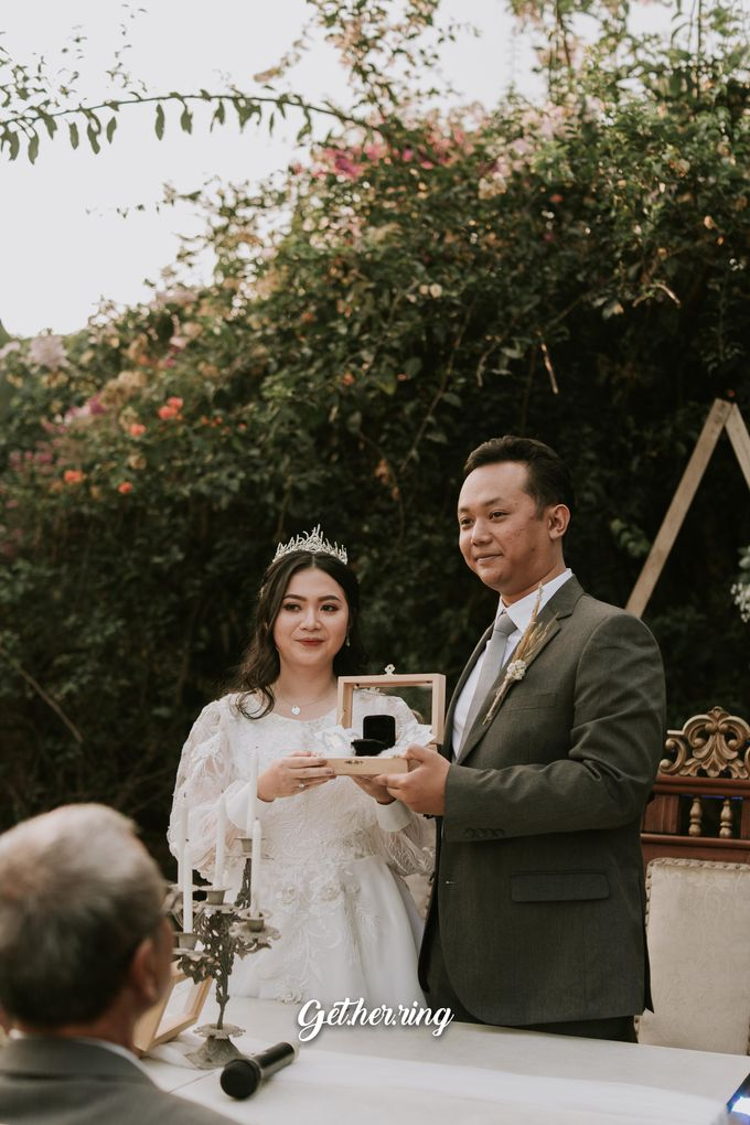 Mely & Hamzah Wedding by Get Her Ring - 006