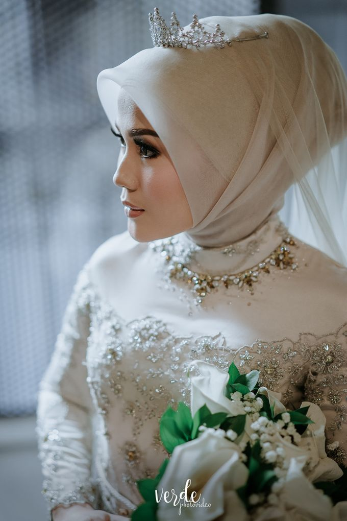 The Wedding Akbar & Rara by AVIARY Bintaro - 010
