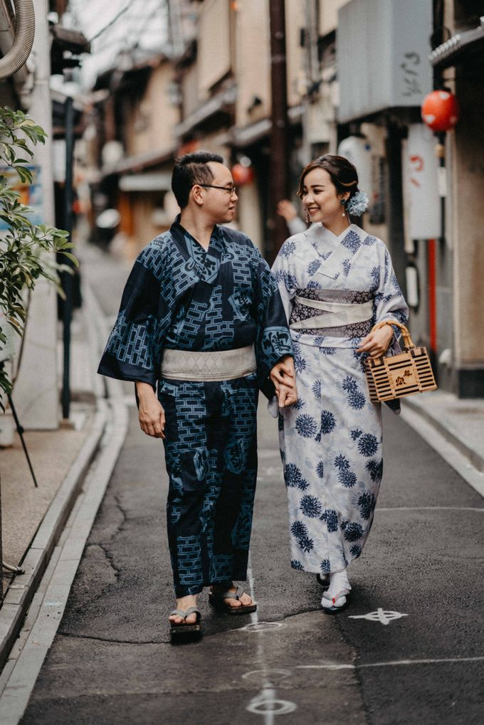 Prewedding Hadi & Evelyn Japan by Topoto - 019