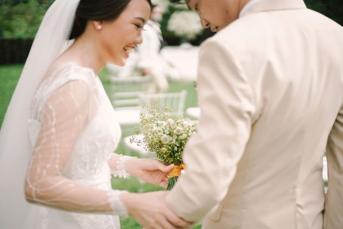 The Wedding of Hardi and Fanny by Kate Bridal and Couture - 012