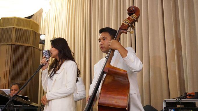 vintage wedding by The Dharmawangsa Jakarta - 004