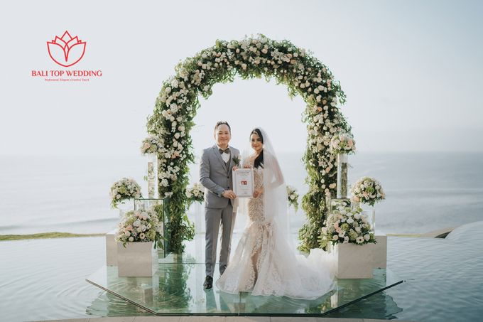 Love, Faith, and Future by Bali Top Wedding - 014