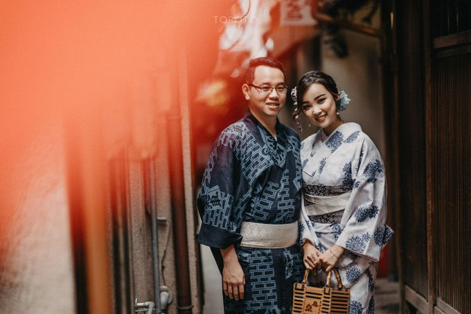 Prewedding Hadi & Evelyn Japan by Topoto - 020