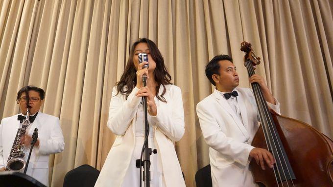 vintage wedding by The Dharmawangsa Jakarta - 006