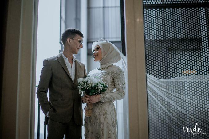 The Wedding Akbar & Rara by AVIARY Bintaro - 012