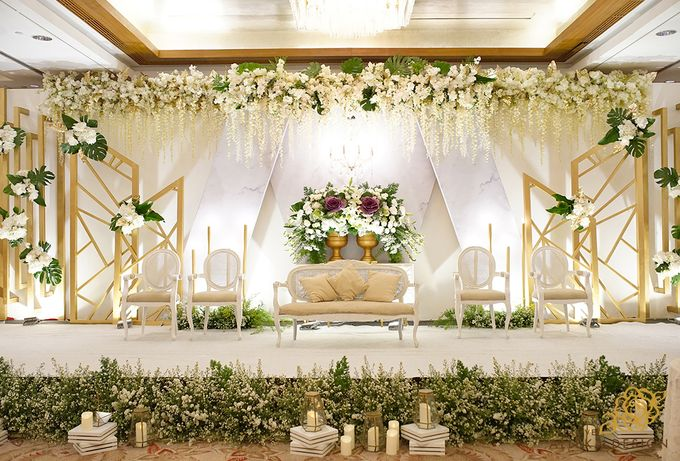 Wedding of Erwin & Laras by Mandarin Oriental, Jakarta - 006