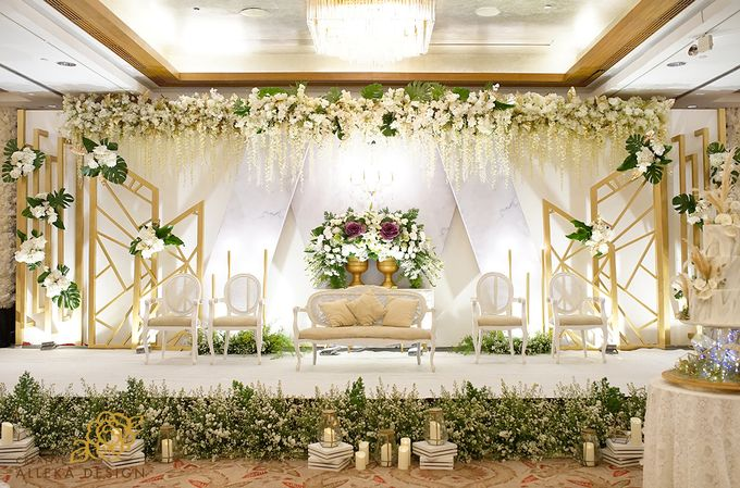 Wedding of Erwin & Laras by Mandarin Oriental, Jakarta - 005