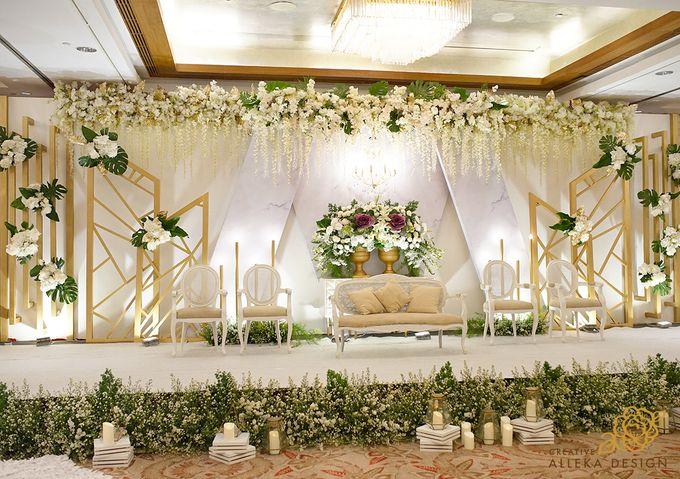 Wedding of Erwin & Laras by Mandarin Oriental, Jakarta - 004