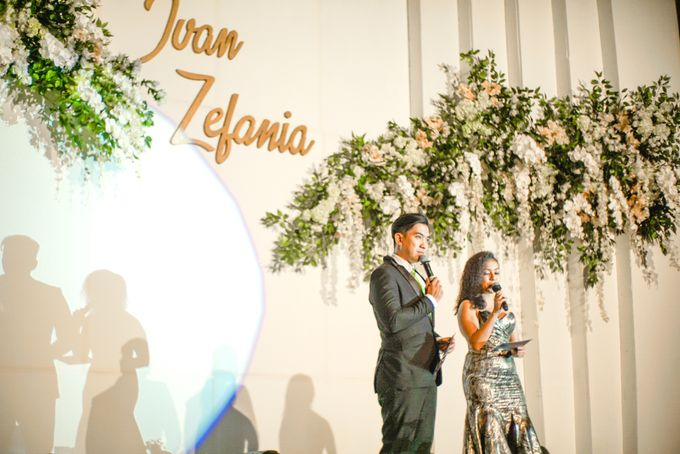 Wedding of IVAN & ZEFANIA by Aldo Adela MC & Magician - 009