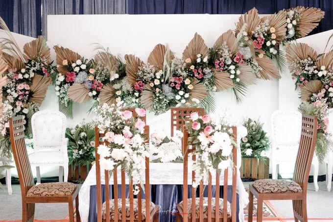 The Intimate Wedding Of Sandy & Bara by Armadani Organizer - 014
