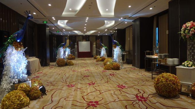 GRAND BALLROOM CROWNE PLAZA BANDUNG by Crowne Plaza Bandung - 027