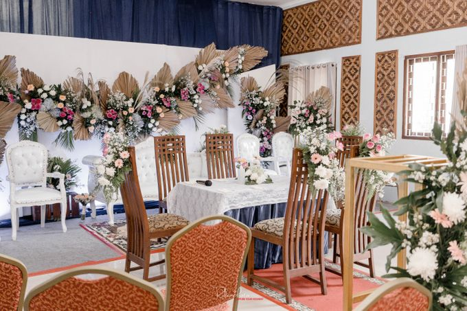 The Intimate Wedding Of Sandy & Bara by Armadani Organizer - 016
