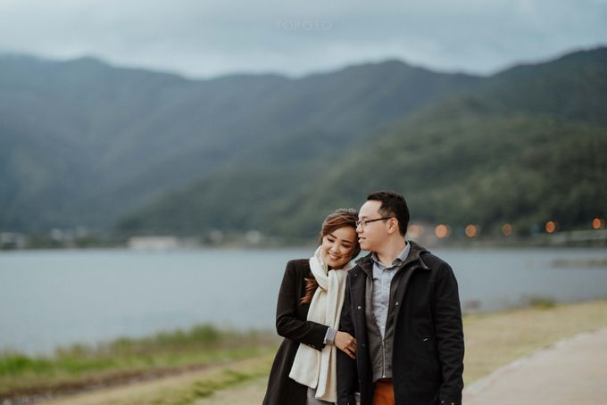 Prewedding Hadi & Evelyn Japan by Topoto - 028