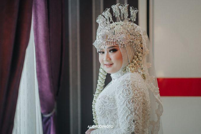 SMESCO NARESWARA WEDDING OF SAHFA & RIYAN by alienco photography - 021