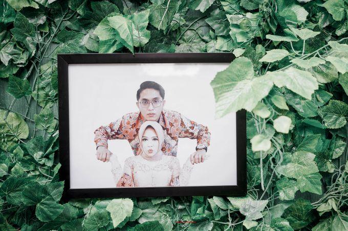 The Intimate Wedding Of Sandy & Bara by Armadani Organizer - 015