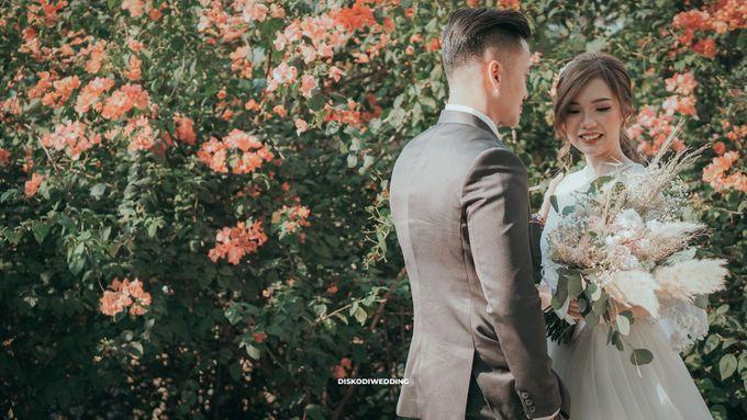 Wyl's Kitchen| Intimate Wedding Budi & Chintya by diskodiwedding - 018