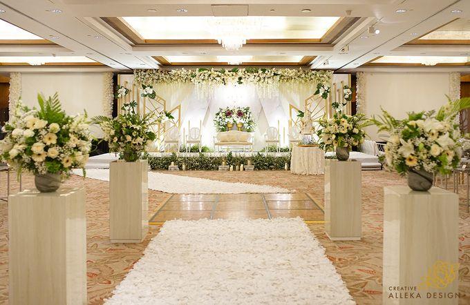Wedding of Erwin & Laras by Mandarin Oriental, Jakarta - 002
