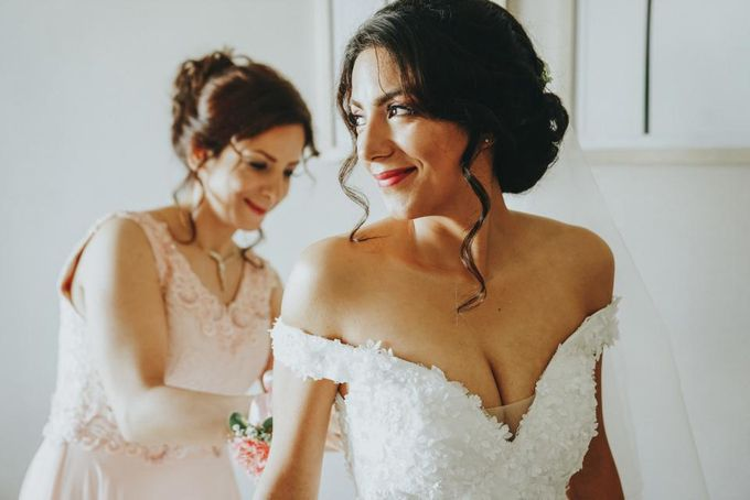 Swedish Destination Wedding in Antalya by Nava & LightCUBE Wedding - 008