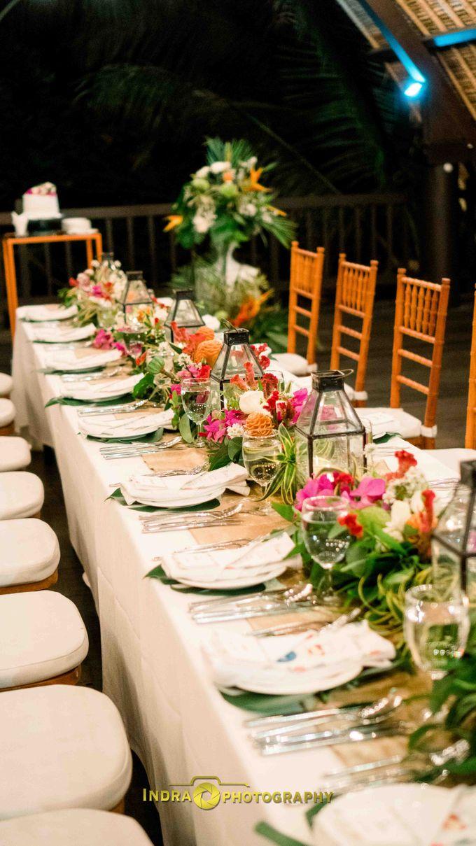Dan & Hayley Wedding by Holiday Inn Resort Bali Benoa - 008