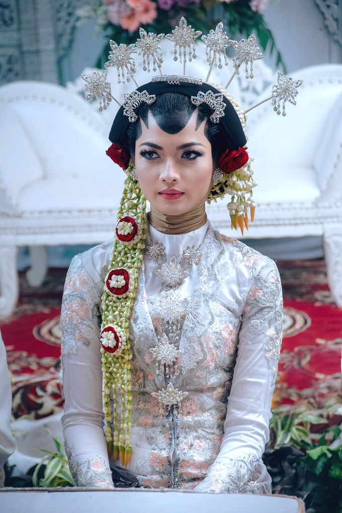 Akad Nikah of Ayu & Artha by: Gofotovideo by GoFotoVideo - 019