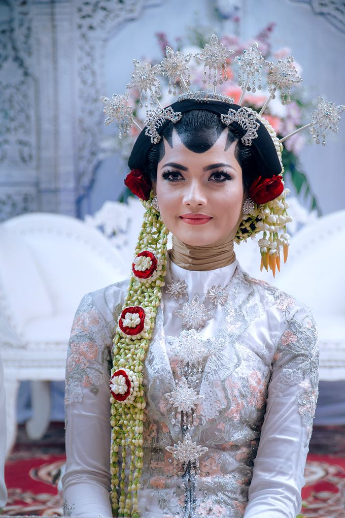 Akad Nikah of Ayu & Artha by: Gofotovideo by GoFotoVideo - 009