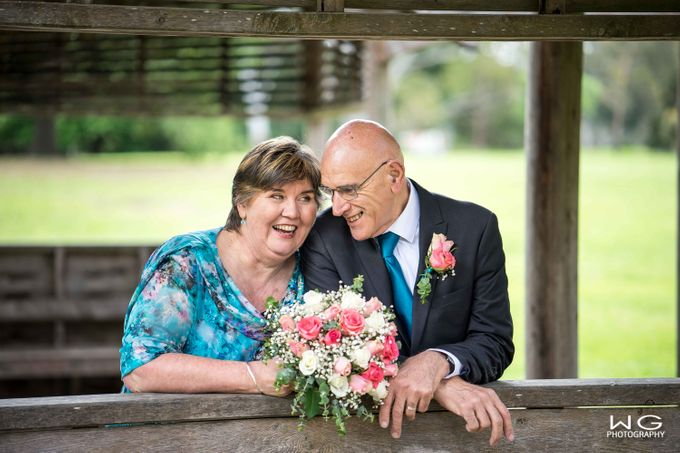 Wedding of Kate & Alex by WG Photography - 007