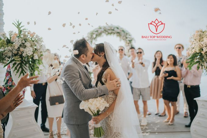 Love, Faith, and Future by Bali Top Wedding - 004