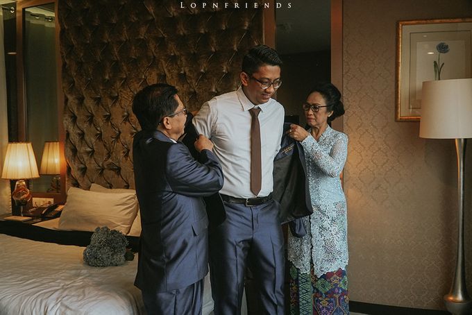 Budi & Ayu Wedding day by lop - 004
