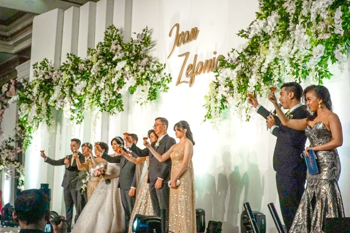 Wedding of IVAN & ZEFANIA by Aldo Adela MC & Magician - 007