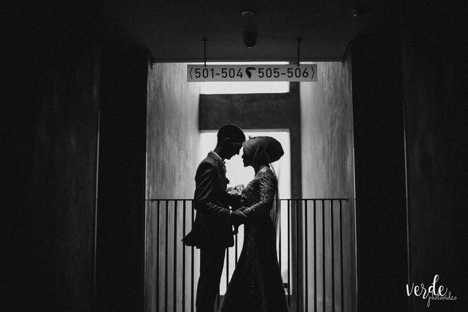 The Wedding Akbar & Rara by AVIARY Bintaro - 013